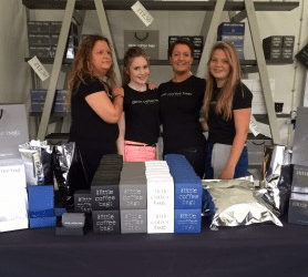 The Little Coffee Bag Co 'Stir It Up' at Ludlow Food Festival