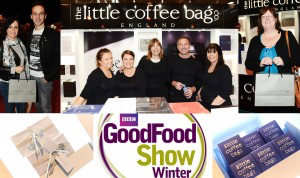'Brew-tiful' time had by all at the BBC Good Food Show