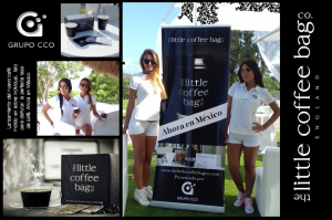 Mexico combine coffee and 'Tee' as they launch The Little Coffee Bag with golf pro Lorena Ochoa